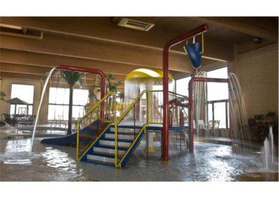 Indoor Waterpark, Comfort Suites, Green Bay, Wisconsin