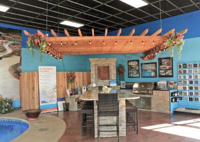 Showroom-Inground-Design-Center-Tile-PebbleTec-Finish-Samples-DePere-Wisconsin