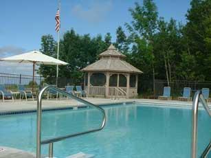 Custom Commercial Concrete Inground Pool